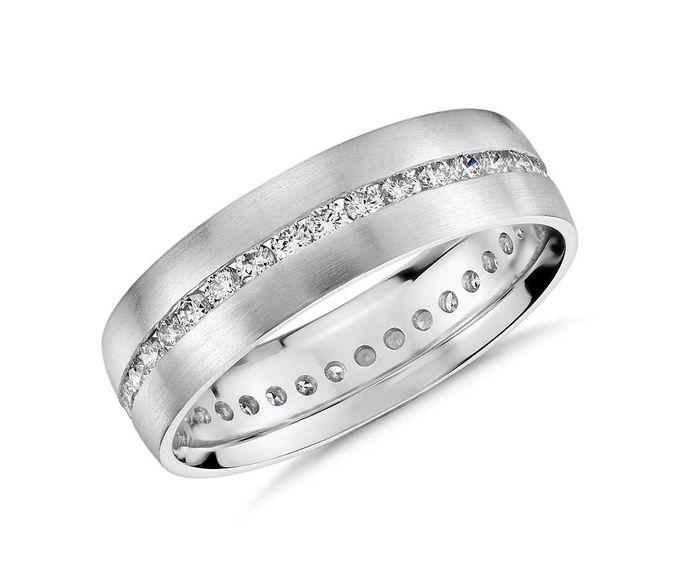 Wedding Ring by Mirage Jeweler - 010