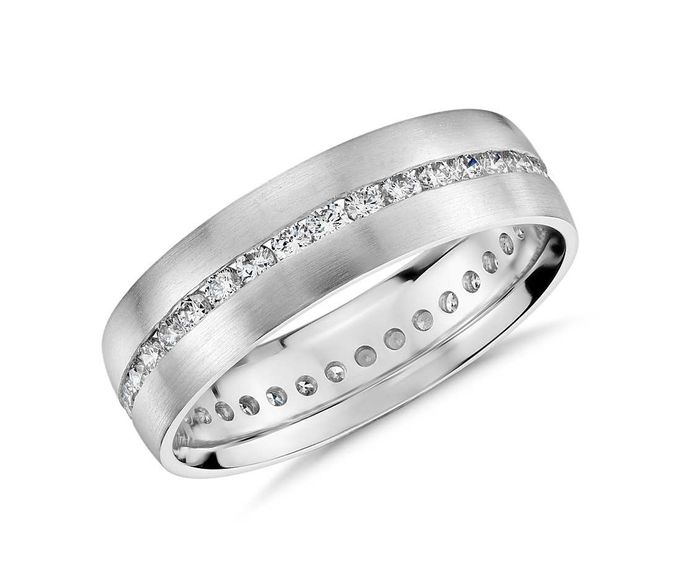 Wedding Ring by Mirage Jeweler - 022