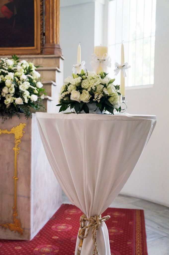Church Wedding - Armenian Church by The Olive 3 (S) Pte Ltd - 010