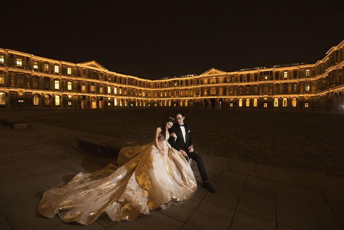 Monita & Steven Prewedding by Philip Formalwear - 002