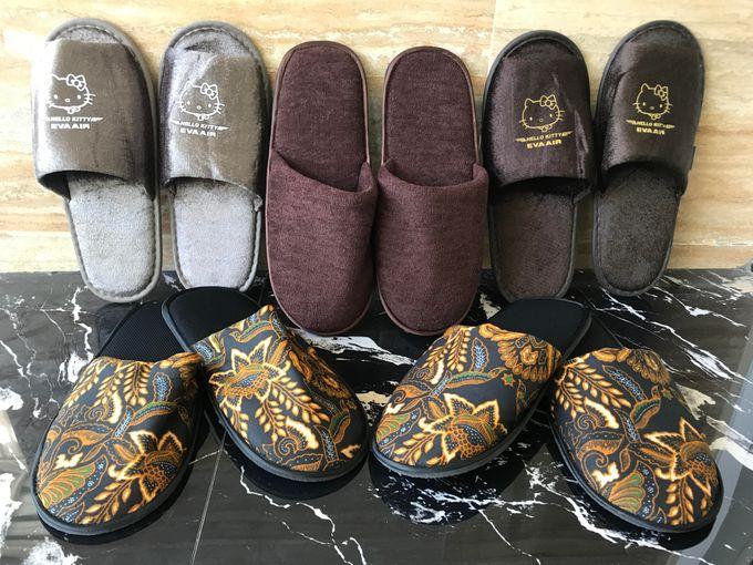 Sandal Handuk Custom by Sandal Nusantara by Sandal Nusantara Sovenir - 001