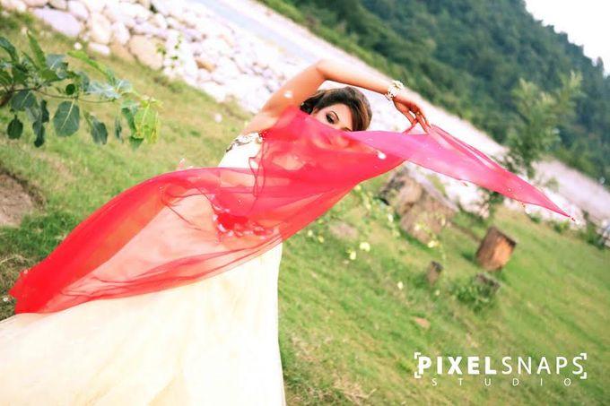 Pre wedding by Pixel Snaps Studio - 027