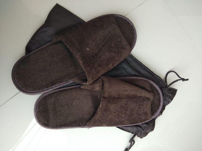 Sandal Handuk Custom by Sandal Nusantara by Sandal Nusantara Sovenir - 004