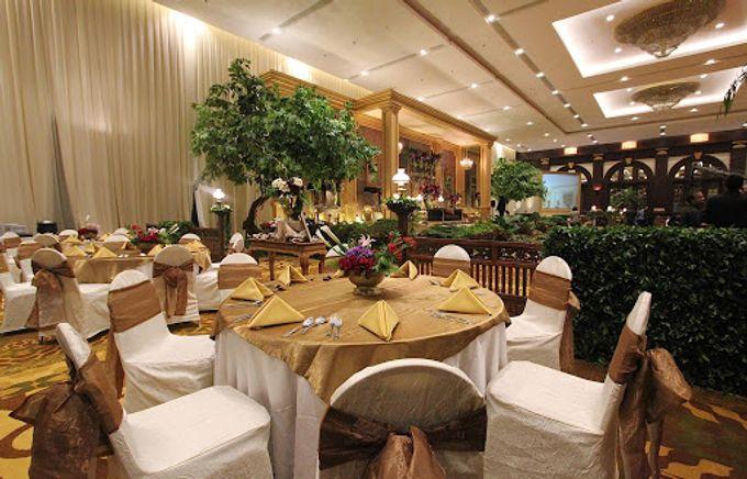 Premium Intimate Wedding at Bidakara by Bright Wedding Jakarta - 005