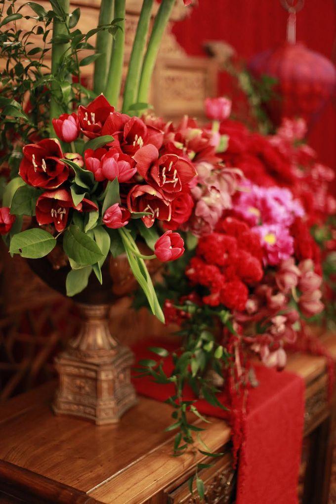 ORIENTAL LOVE by The Wedding Atelier - 006