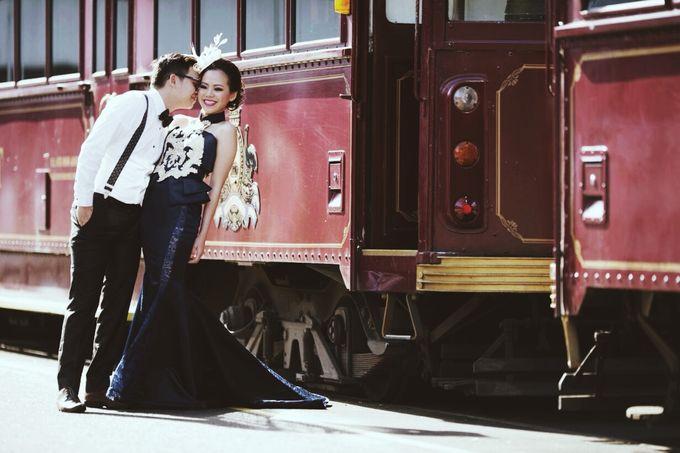 Prewedding of Raymond and Margareta by Jessica Huang - 003