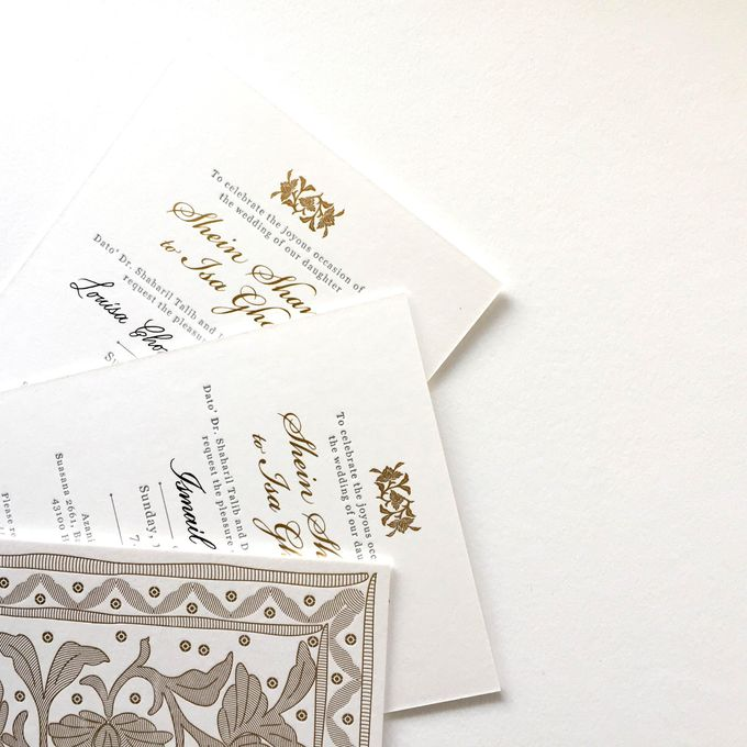 a glimpse of  my works by Inez Calligraphy - 005