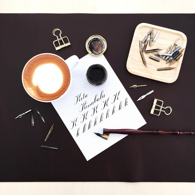 a glimpse of  my works by Inez Calligraphy - 007