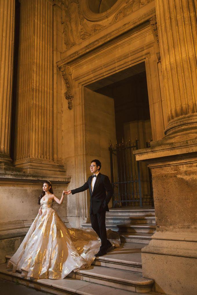 Monita & Steven Prewedding by Philip Formalwear - 004