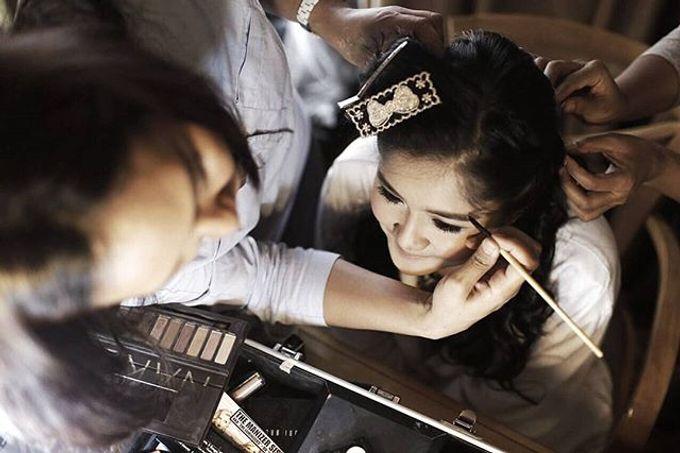 Wedding Makeup Hairdo and Family Makeup Hairdo by Ira Makeup Artist - 026