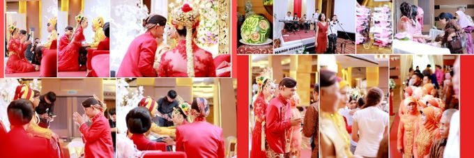 Wedding Novi & Arif by MOMENTO Photography - 009