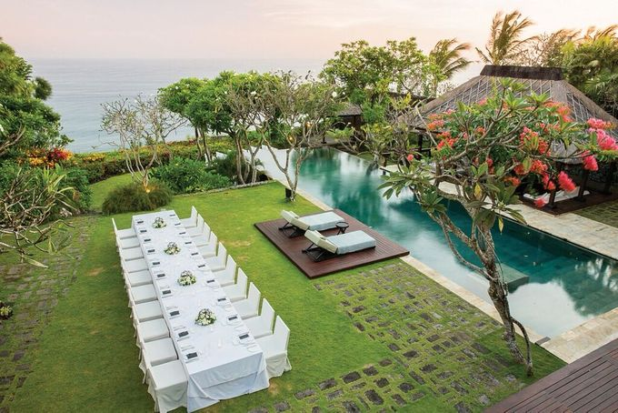 THE BVLGARI VILLA WEDDING by Bulgari Resort Bali - 002
