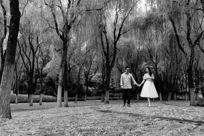 Henry & Beby Outdoor Prewedding by Mario The Nine - 016