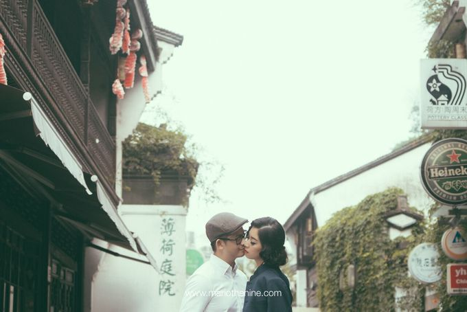 Henry & Beby Outdoor Prewedding by Mario The Nine - 021