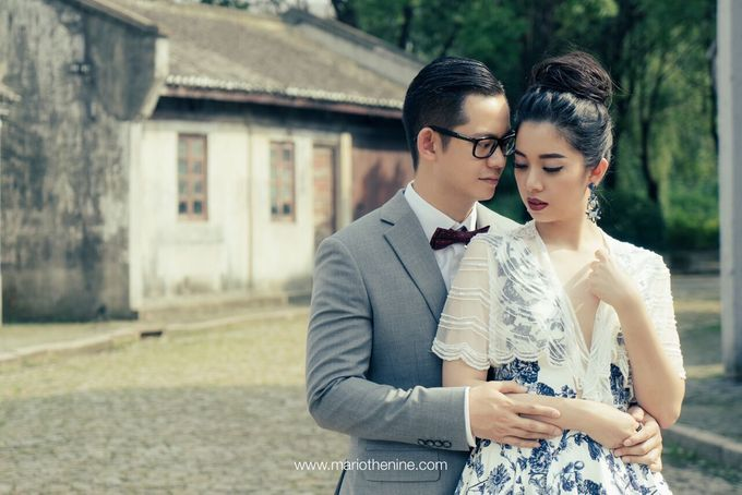Henry & Beby Outdoor Prewedding by Mario The Nine - 028
