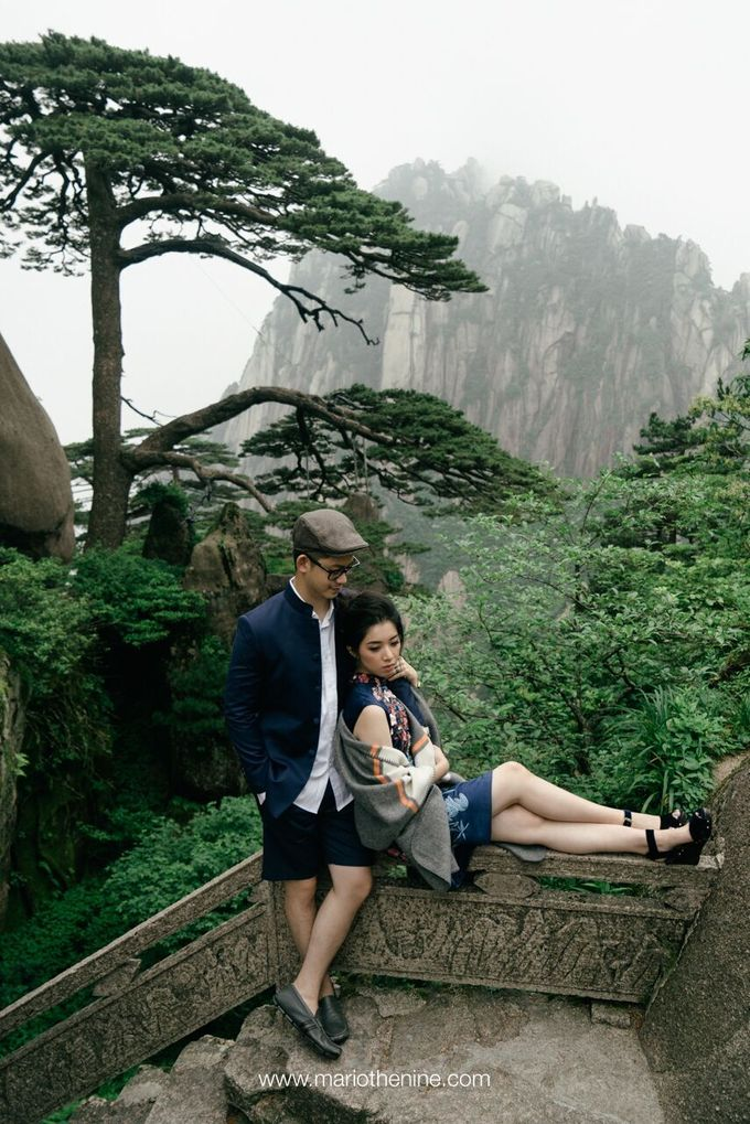 Henry & Beby Outdoor Prewedding by Mario The Nine - 004