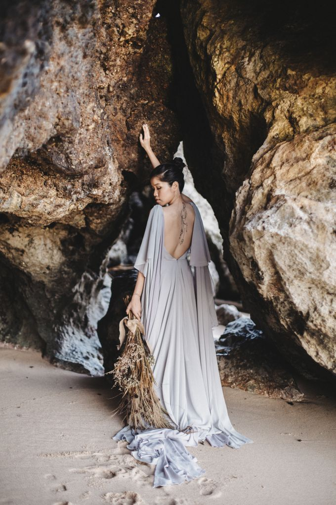 """UNTAMED"" (Beach Raw and Natural Inspiration Shoot) by fire, wood & earth - 024"