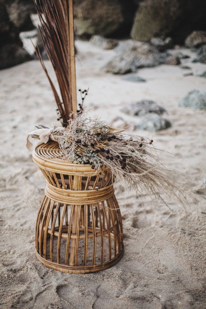 """UNTAMED"" (Beach Raw and Natural Inspiration Shoot) by fire, wood & earth - 004"