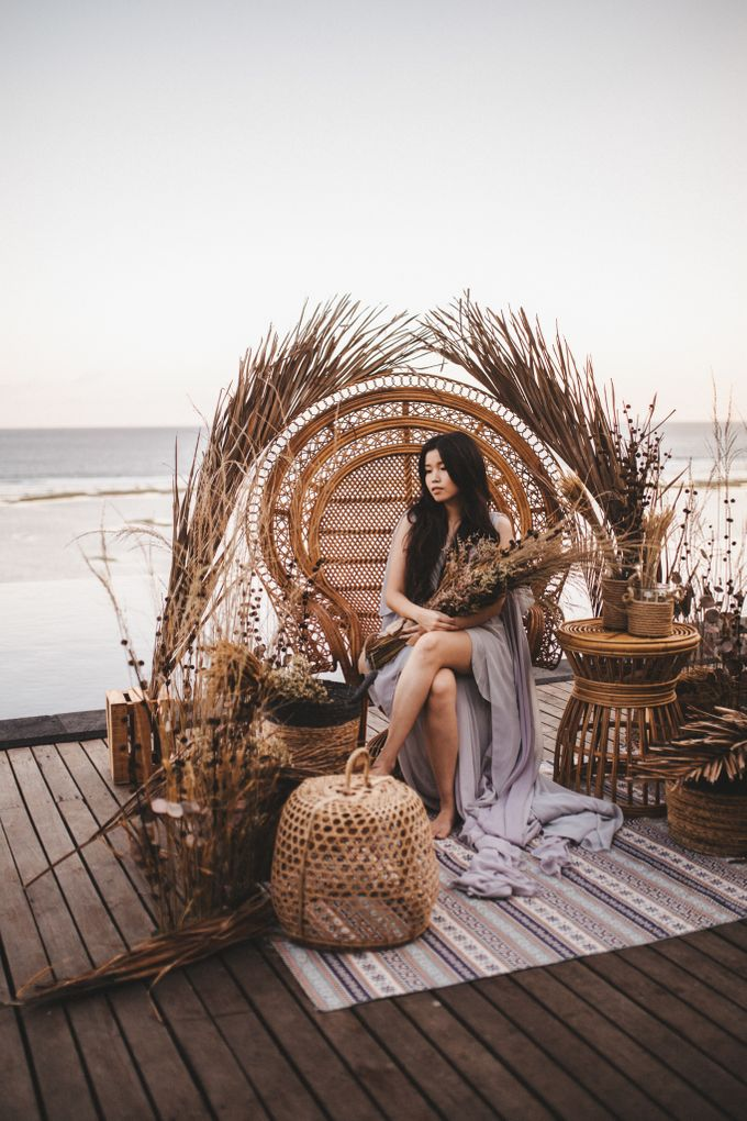 """UNTAMED"" (Beach Raw and Natural Inspiration Shoot) by fire, wood & earth - 042"