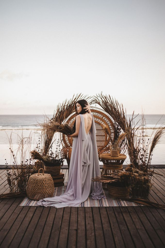 """UNTAMED"" (Beach Raw and Natural Inspiration Shoot) by fire, wood & earth - 043"