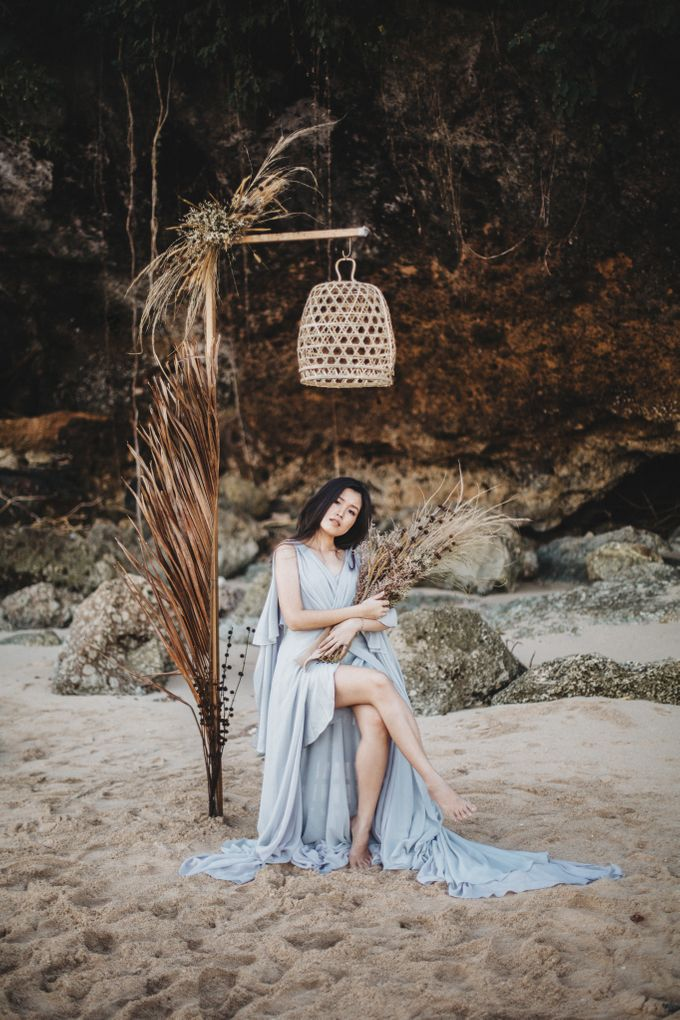 """""""UNTAMED"""" (Beach Raw and Natural Inspiration Shoot) by fire, wood & earth - 006"""