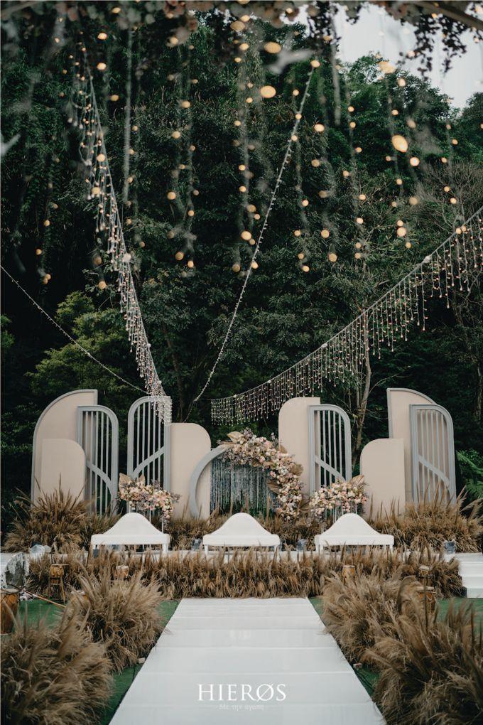 Puspita & Novan Wedding Decoration by Valentine Wedding Decoration - 010