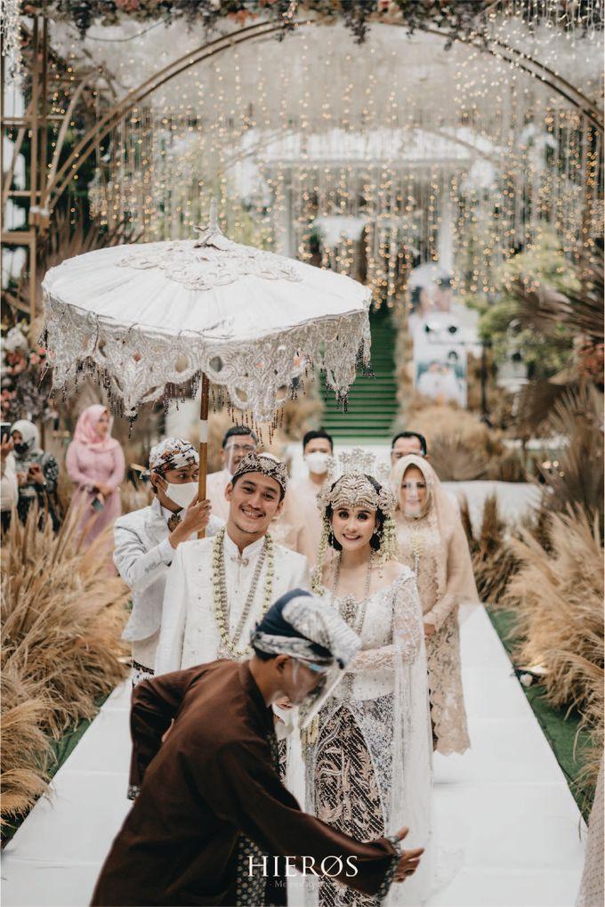 Puspita & Novan Wedding Decoration by Valentine Wedding Decoration - 011