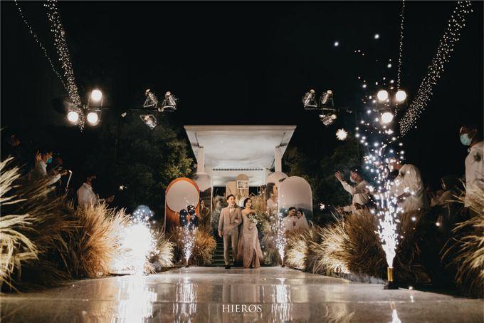 Puspita & Novan Wedding Decoration by Valentine Wedding Decoration - 031