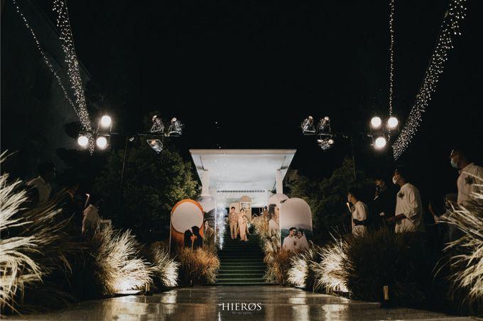 Puspita & Novan Wedding Decoration by Valentine Wedding Decoration - 030