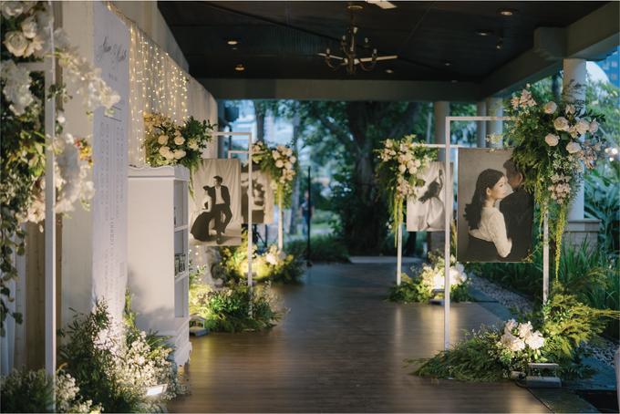 Adrian & Michelle Wedding Decoration by Valentine Wedding Decoration - 018