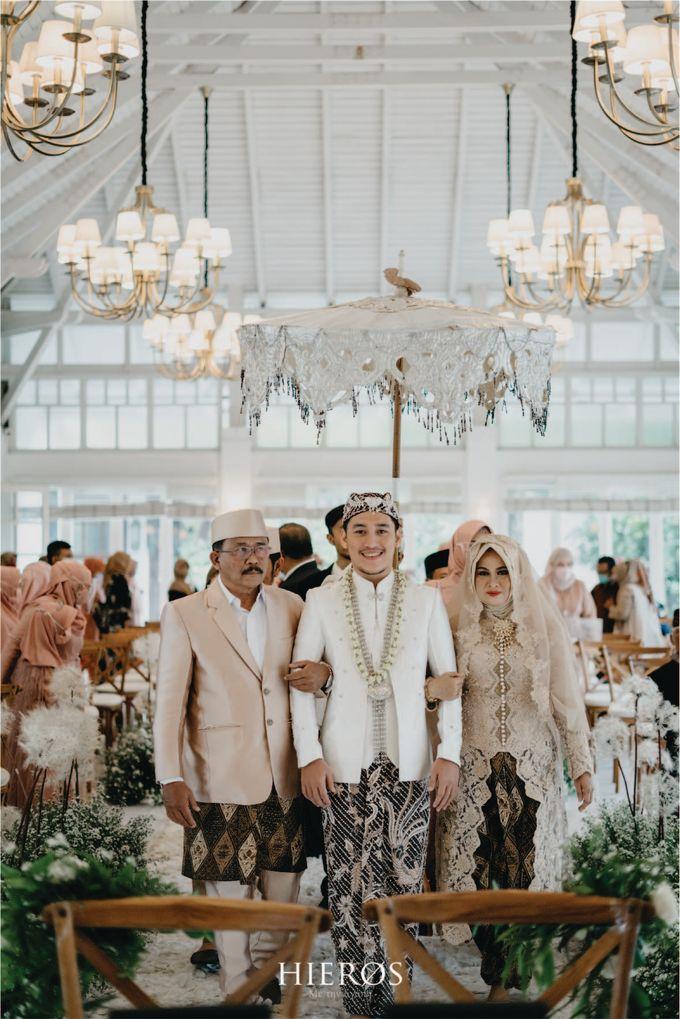 Puspita & Novan Wedding Decoration by Valentine Wedding Decoration - 002