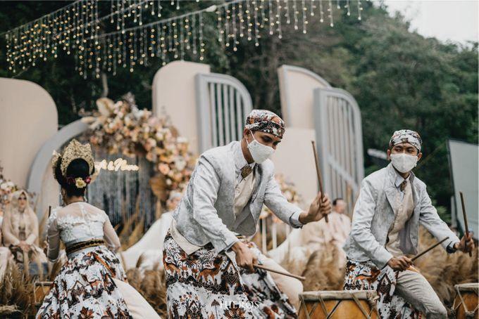 Puspita & Novan Wedding Decoration by Valentine Wedding Decoration - 015