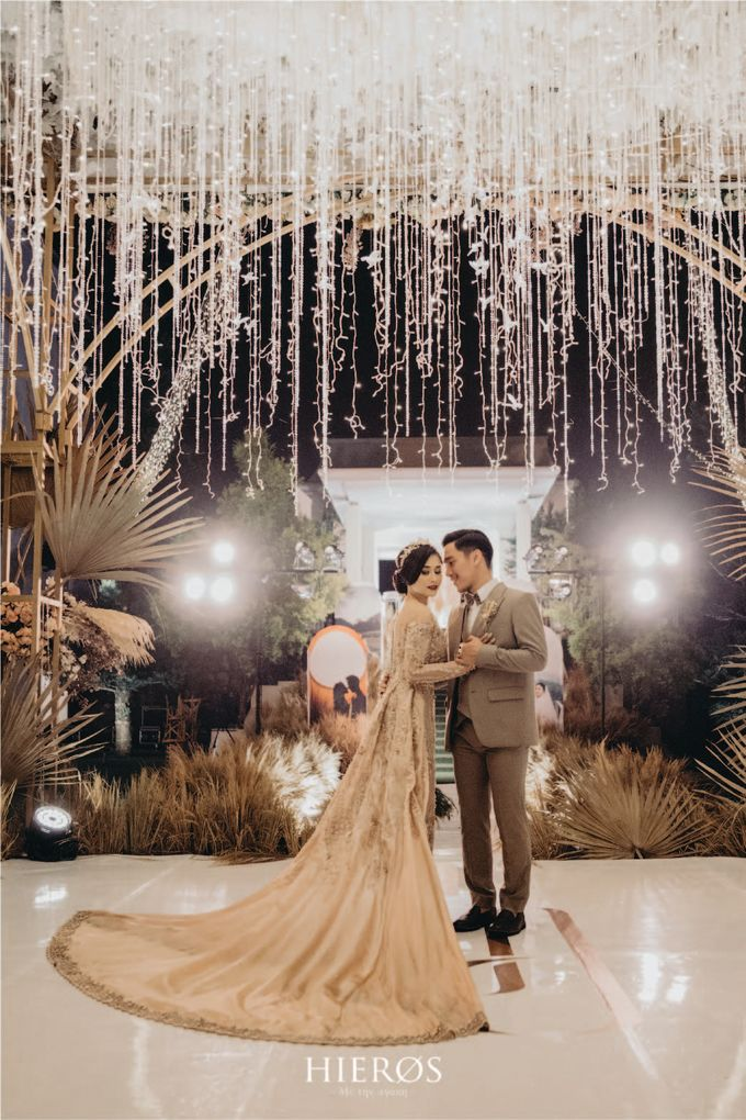 Puspita & Novan Wedding Decoration by Valentine Wedding Decoration - 027