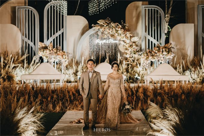 Puspita & Novan Wedding Decoration by Valentine Wedding Decoration - 028