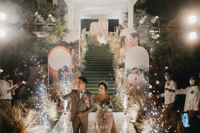 Puspita & Novan Wedding Decoration by Valentine Wedding Decoration - 029