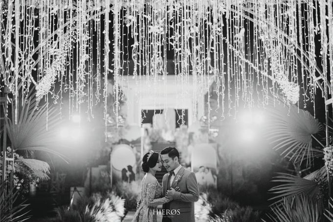 Puspita & Novan Wedding Decoration by Valentine Wedding Decoration - 032