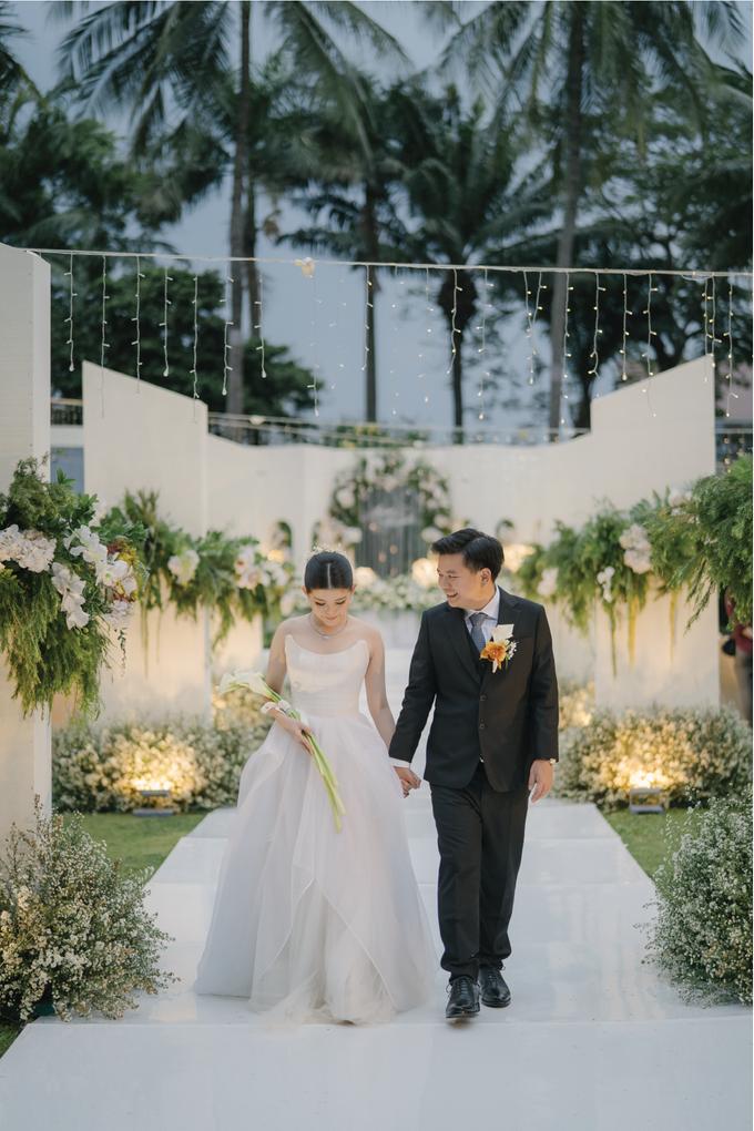 Adrian & Michelle Wedding Decoration by Valentine Wedding Decoration - 011