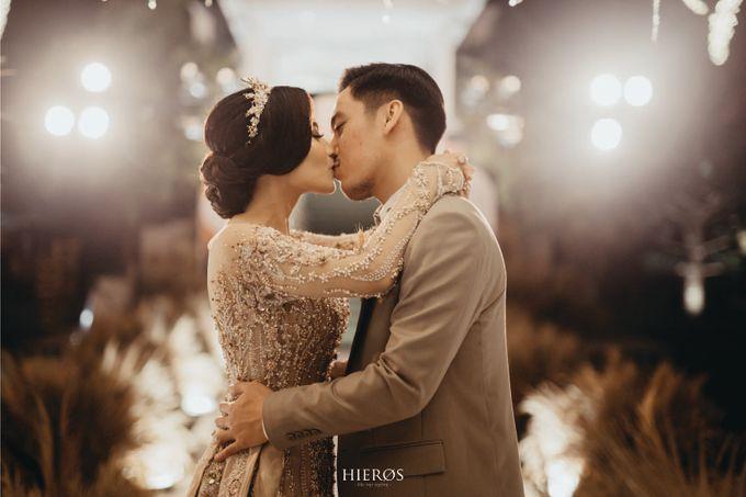 Puspita & Novan Wedding Decoration by Valentine Wedding Decoration - 034