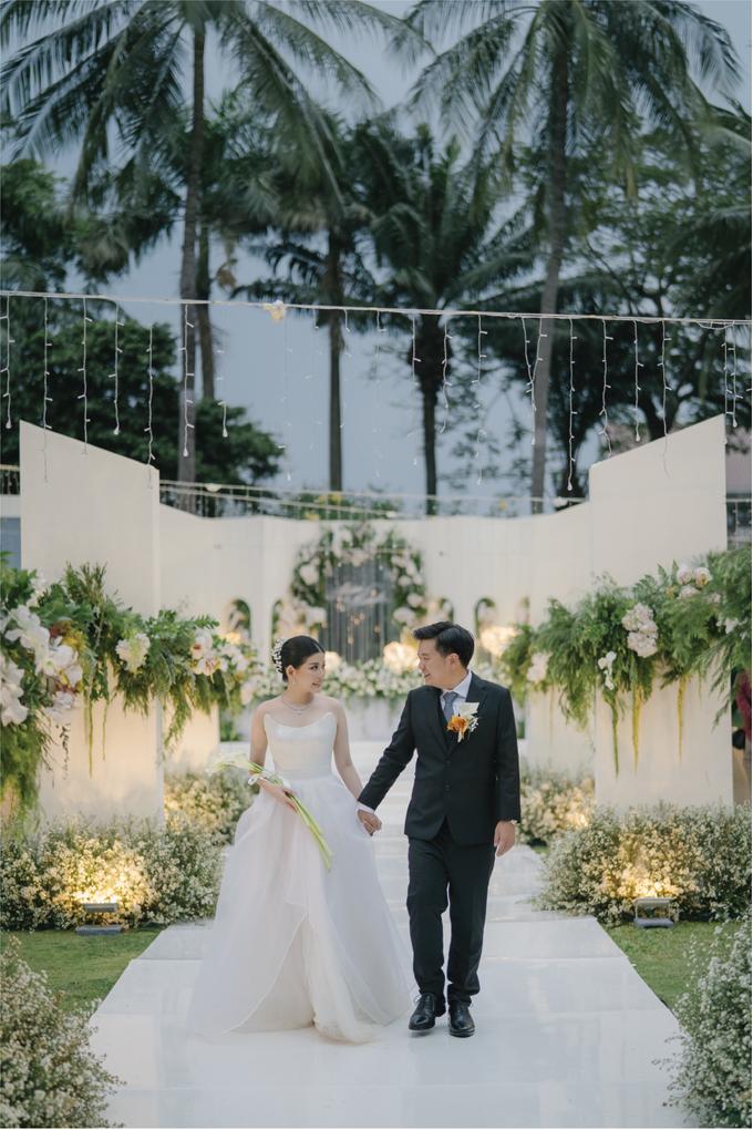 Adrian & Michelle Wedding Decoration by Valentine Wedding Decoration - 013
