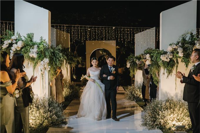 Adrian & Michelle Wedding Decoration by Valentine Wedding Decoration - 029