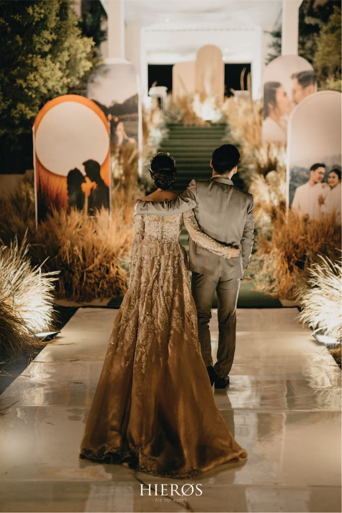 Puspita & Novan Wedding Decoration by Valentine Wedding Decoration - 039