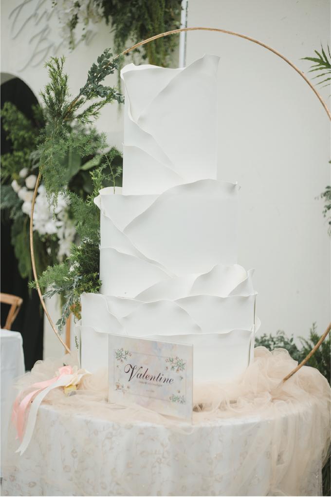 Christian & Zabrina Wedding Decoration by Valentine Wedding Decoration - 023