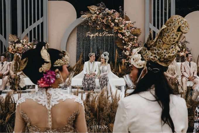 Puspita & Novan Wedding Decoration by Valentine Wedding Decoration - 012