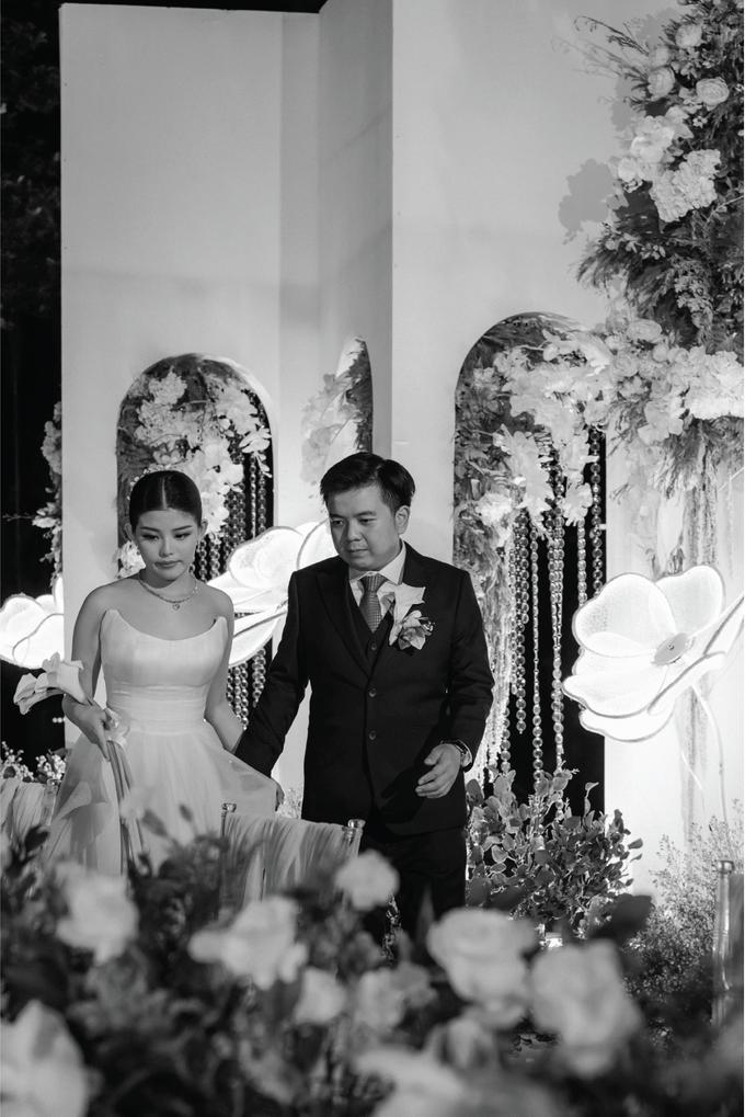 Adrian & Michelle Wedding Decoration by Valentine Wedding Decoration - 034