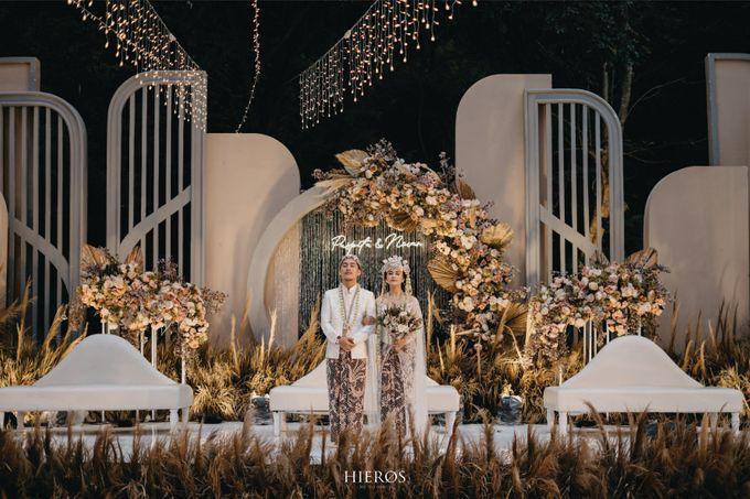 Puspita & Novan Wedding Decoration by Valentine Wedding Decoration - 014