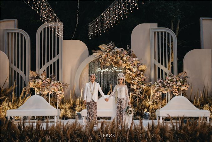 Puspita & Novan Wedding Decoration by Valentine Wedding Decoration - 019