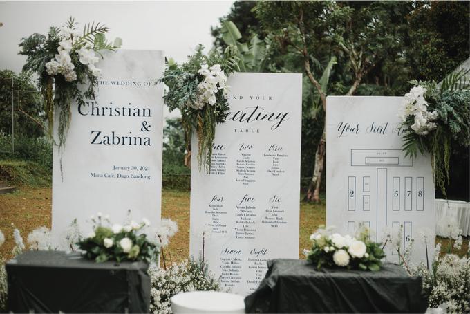 Christian & Zabrina Wedding Decoration by Valentine Wedding Decoration - 014