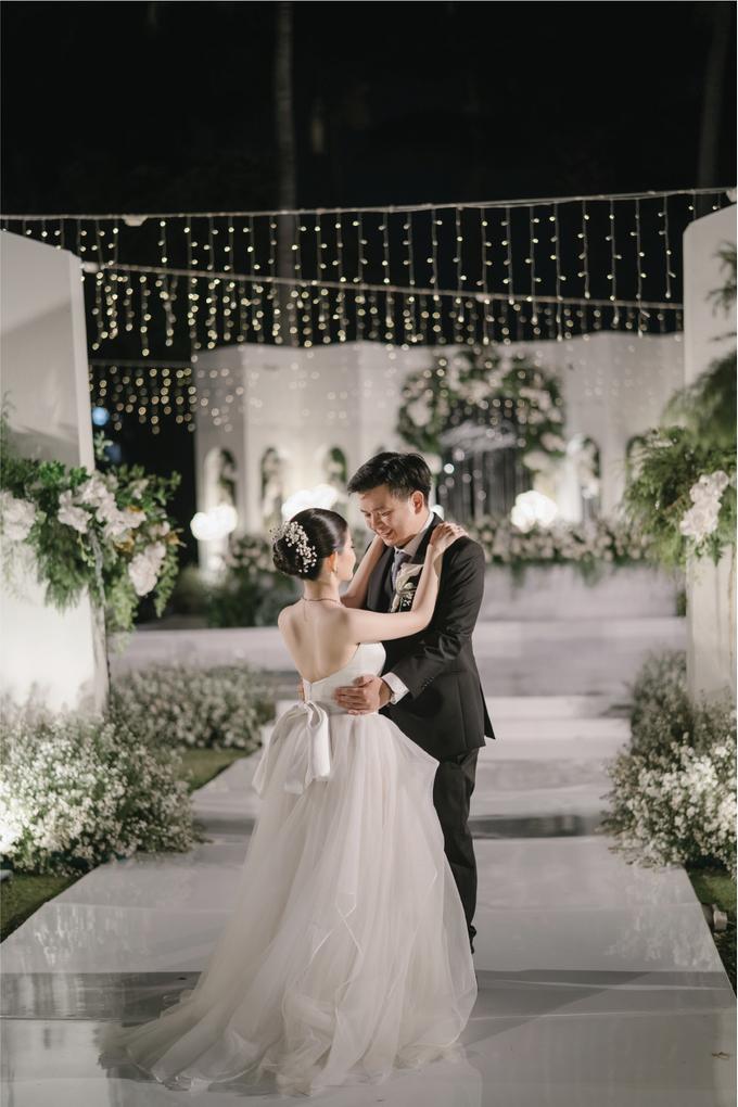 Adrian & Michelle Wedding Decoration by Valentine Wedding Decoration - 036