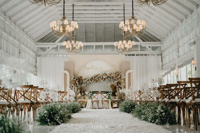 Puspita & Novan Wedding Decoration by Valentine Wedding Decoration - 001