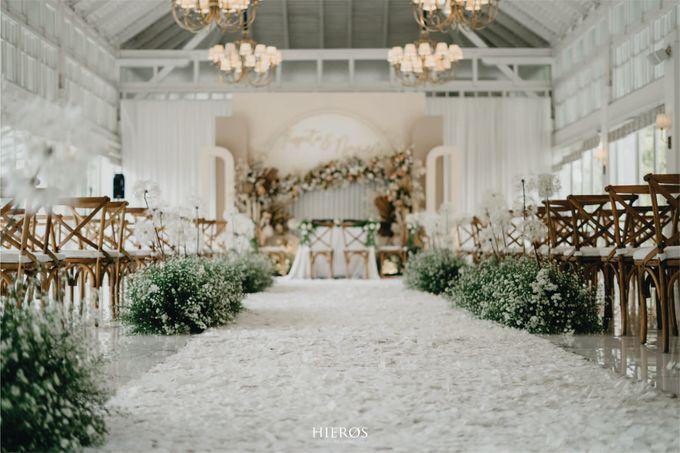 Puspita & Novan Wedding Decoration by Valentine Wedding Decoration - 003